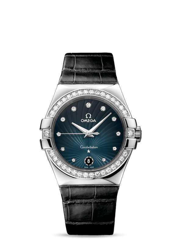 Omega Constellation Quartz 35mm - The Luxury Well