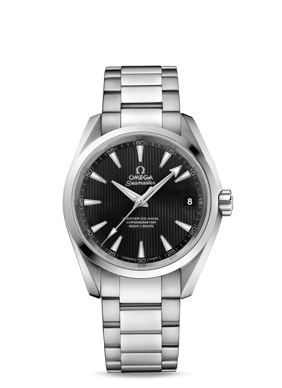 Omega Seamaster Aqua Terra 150M Co‑Axial 41.5 mm - The Luxury Well