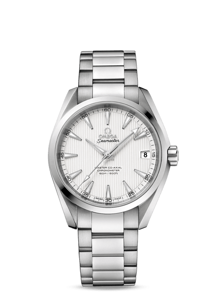 Omega Seamaster Aqua Terra 150M Co‑Axial 38.5 mm - The Luxury Well