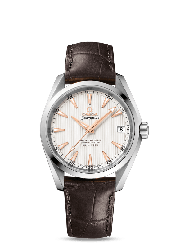 Omega Seamaster Aqua Terra 150M Master Co‑Axial 38.5 mm - The Luxury Well
