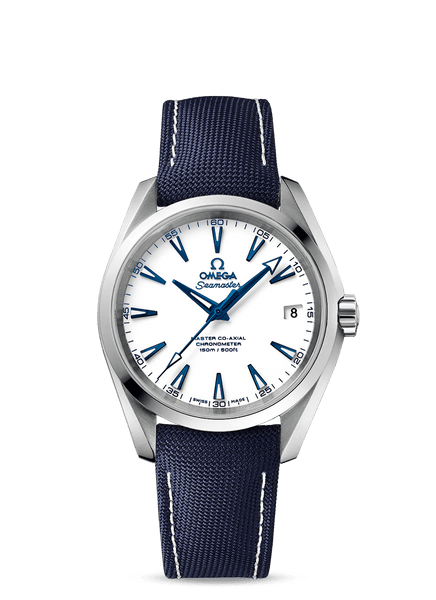 Omega Seamaster Aqua Terra 150M Master Co‑Axial Good Planet Edition - The Luxury Well