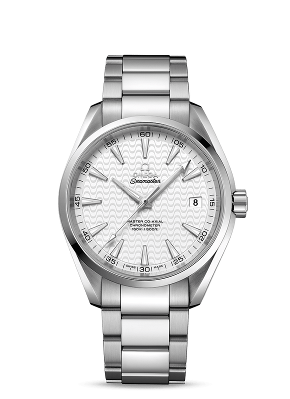 Omega Seamaster Aqua Terra 150M Omega Master Co‑Axial 41.5 mm - The Luxury Well