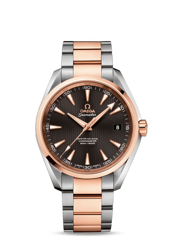 Omega Seamaster Aqua Terra 150M Master Co‑Axial 41.5 mm - The Luxury Well
