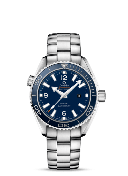 Omega Seamaster Planet Ocean 600m Co-Axial 37.5mm - The Luxury Well