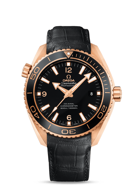 Omega Seamaster Planet Ocean 600M Co‑Axial 45.5mm - The Luxury Well