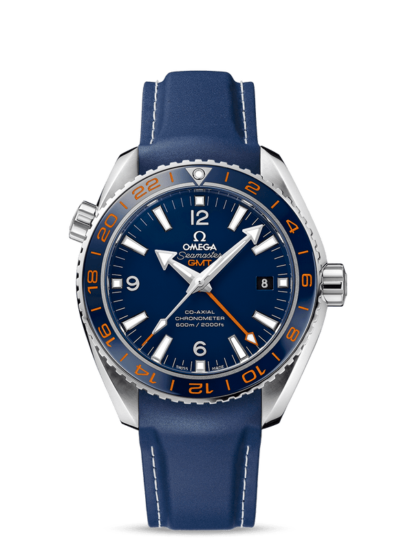 Omega Planet Ocean GMT 600 Good Planet Edition - The Luxury Well