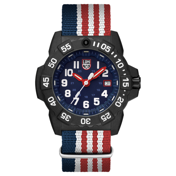 Luminox Navy SEAL Patriot - LIMITED EDITION - The Luxury Well