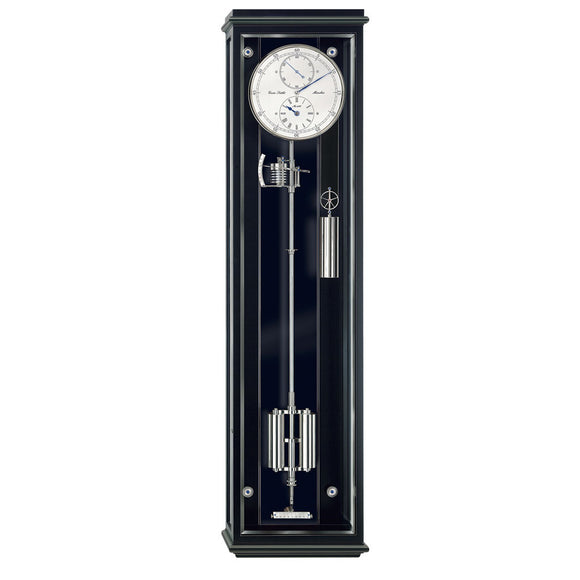 Erwin Sattler Classica Secunda 1985 Modern Precision Pendulum Clock - The Luxury Well