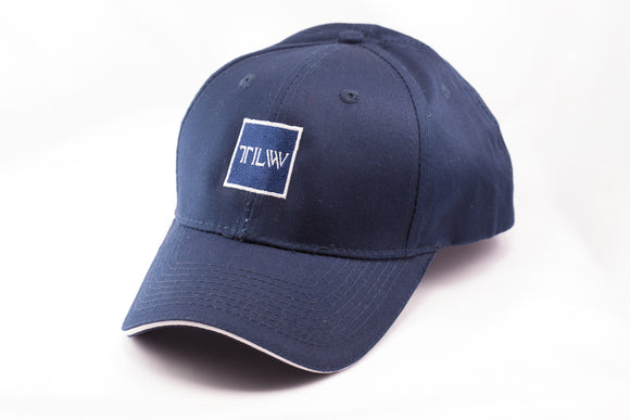 The Luxury Well Signature Cap Blue - The Luxury Well