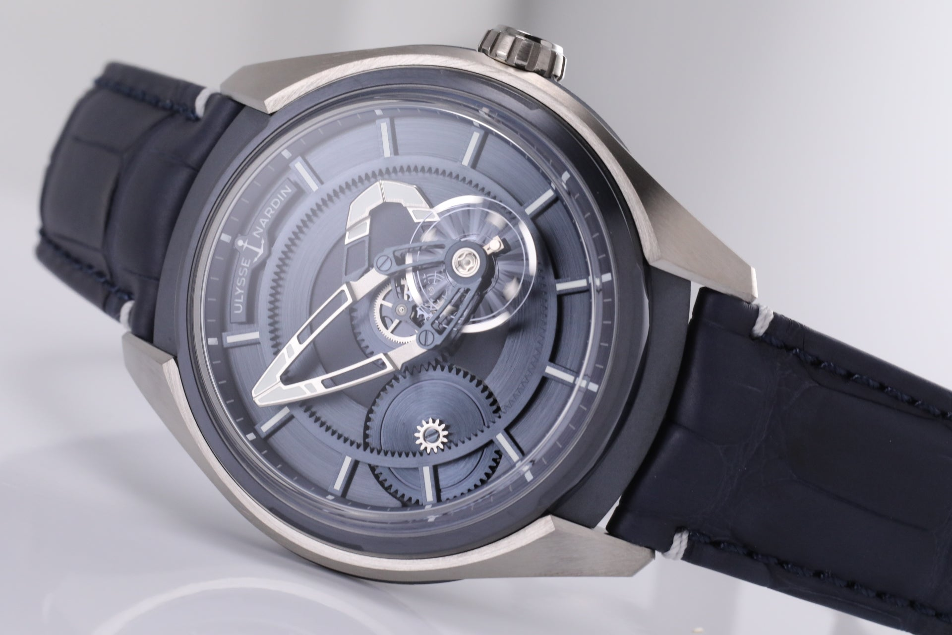 Ulysse Nardin Freak X 43mm blue dial Ref. 2303-270/03