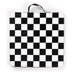Checkered Seat Cushion