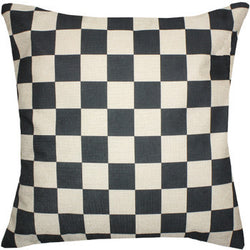 Checkered Pillow