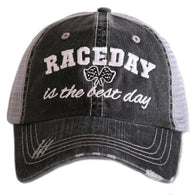 Raceday is the Best Day Trucker Hat