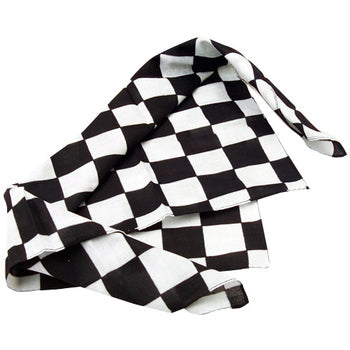 Checkered Flag Bandanas