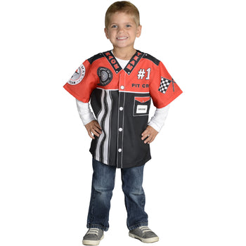 My 1st Career Gear Pit Crew Shirt (ages 3-6)