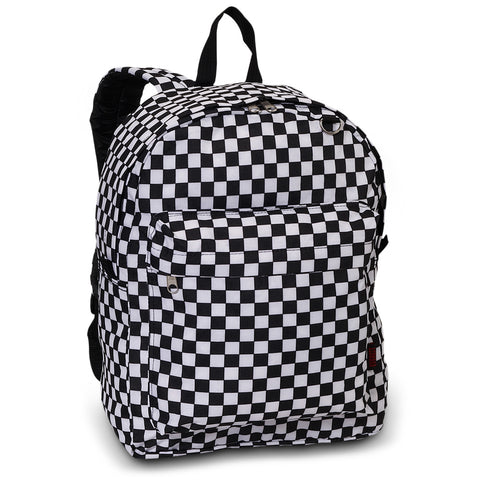 Backpack Checkered