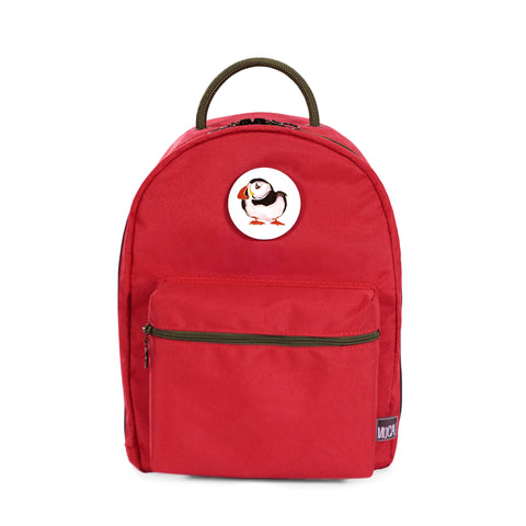 Diaper Backpack - Red GOGI
