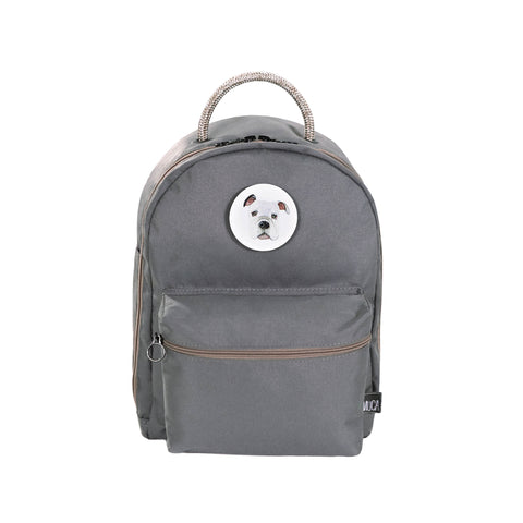 Diaper Backpack - Gray GOGI