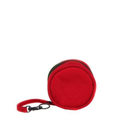 Pacifier Bag - Red MINI