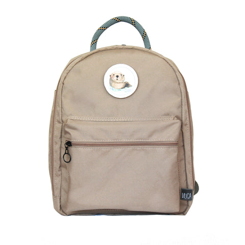 Diaper Backpack - Beige GOGI