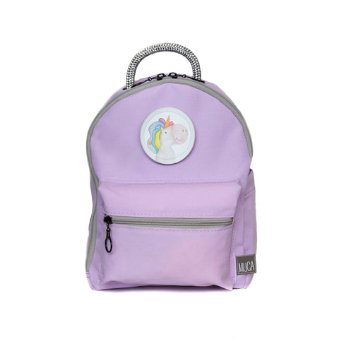 Toddler Backpack - Lilac MINI GOGI