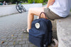 Diaper Backpack - Navy GOGI