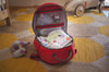 Diaper Backpack Set - Red GOGI