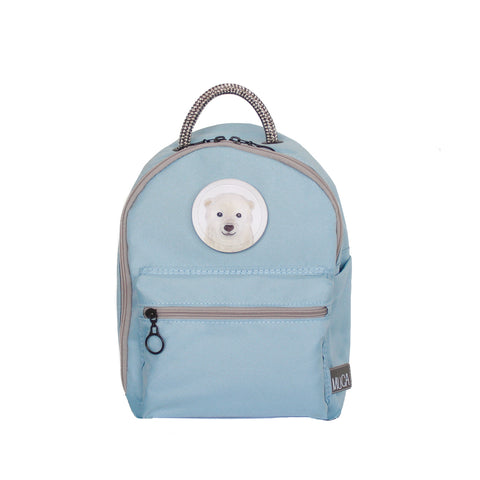 Toddler Backpack - Blue MINI GOGI