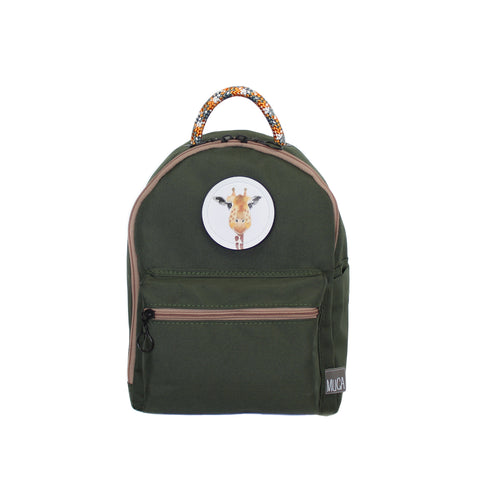 Toddler Backpack - Green MINI GOGI