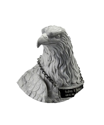 Urn Medallion for Eagle #64