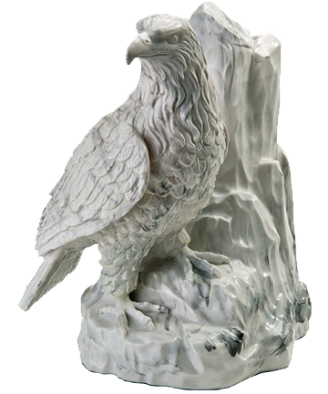 Eagle at Rest Keepsake Urn