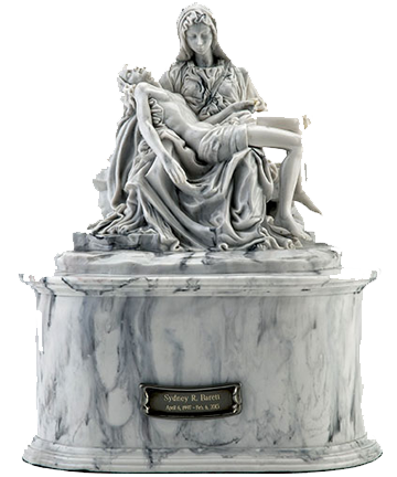 The Pieta Urn by Michelangelo