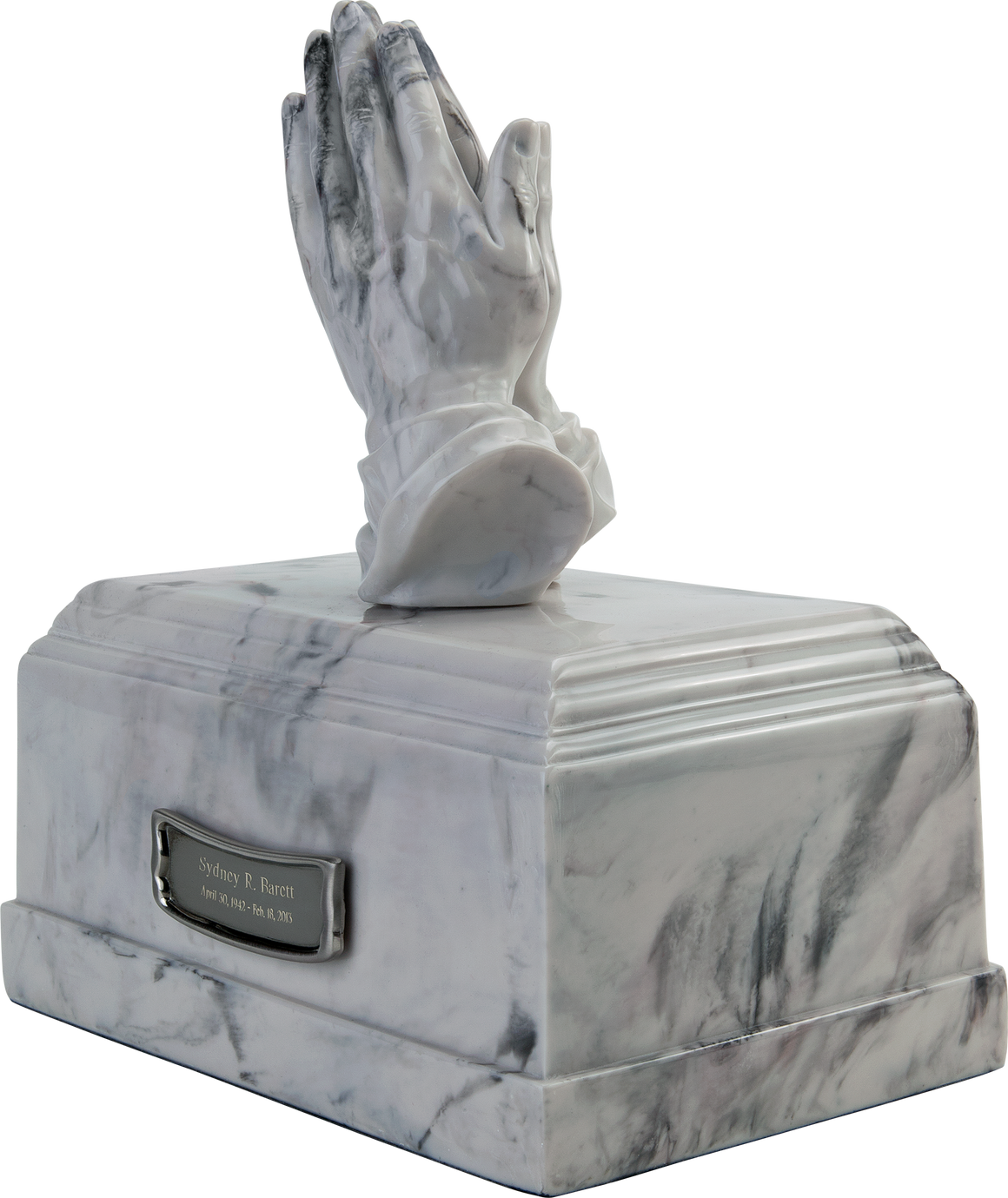 Praying Hand Adult Urn