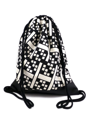 Rucksack Turnbeutel – Muster 08 - Colorblind Patterns