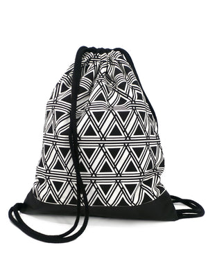 Rucksack Turnbeutel – Muster 21 - Colorblind Patterns
