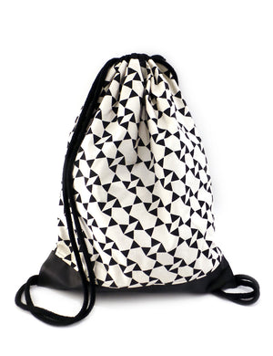 Rucksack Turnbeutel – Muster 23 - Colorblind Patterns