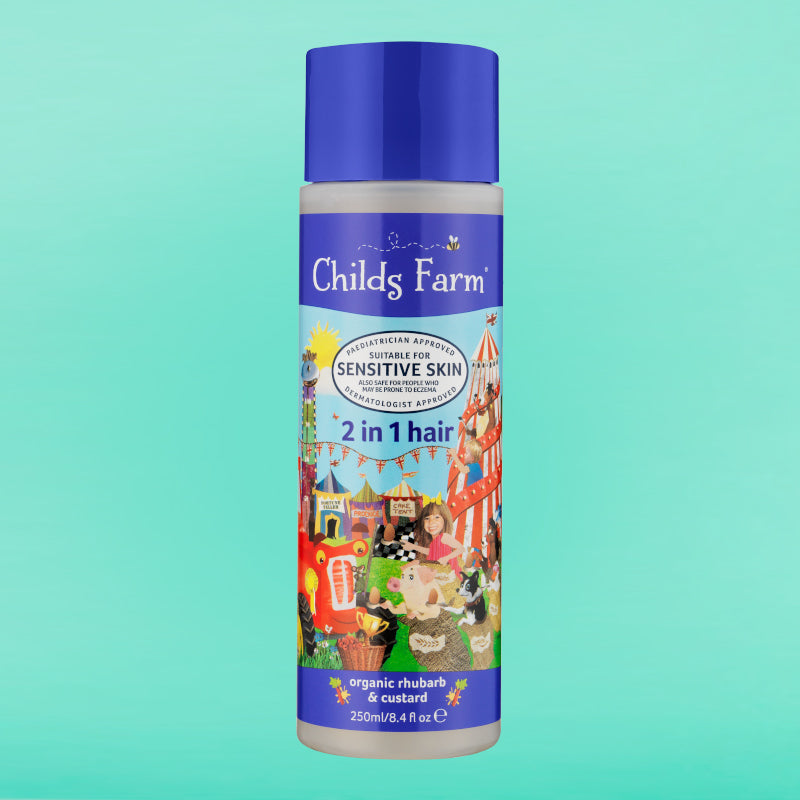Childs Farm 2 in 1 shampoo & conditioner organic r