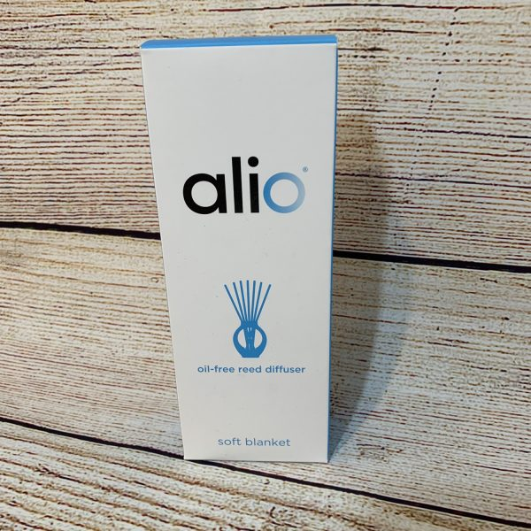 Alio Oil-Free Diffuser Neutralizes Odors #Giveaway