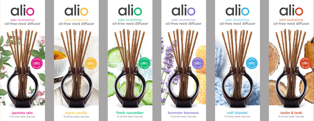 Alio's Eco-Friendly Air Care Products to Debut at The Inspired Home Show in Chicago
