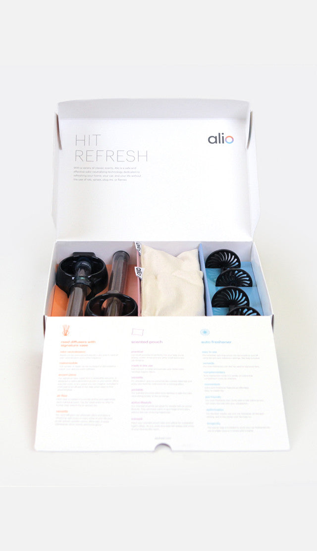 Essentials Kit - Peppermint Tea Mobile Lifestyle 02