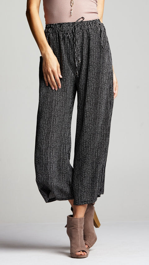 Culottes Cropped
