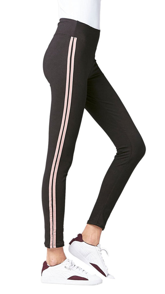 Premium Ultra Soft Active Leggings - High Waist in Capri and Full Length - 14 Styles by Conceited