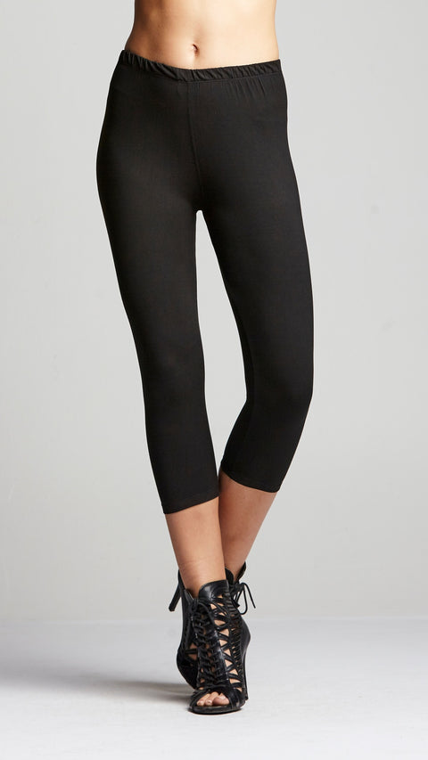 Jogger Capri Leggings