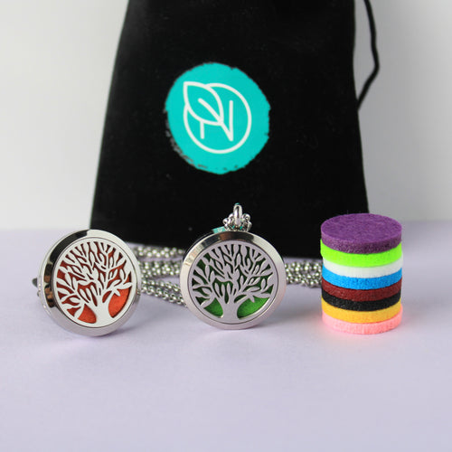 Stainless Steel Tree of Life Holiday Gift Set