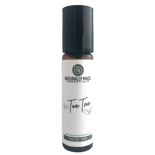 Tea Tree Pre-Diluted Roll-On 10mL