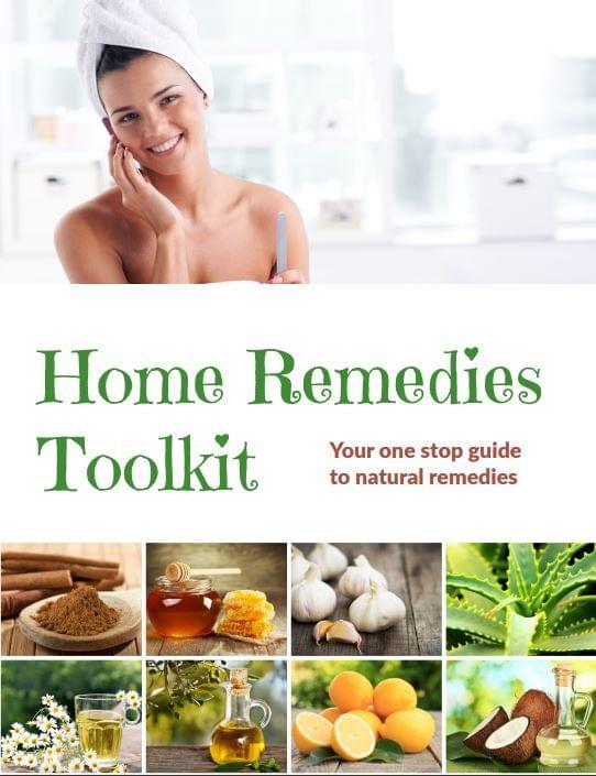 Home Remedies Toolkit Physical-Book