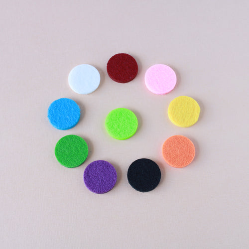 10 - 30mm Felt Oil Pads