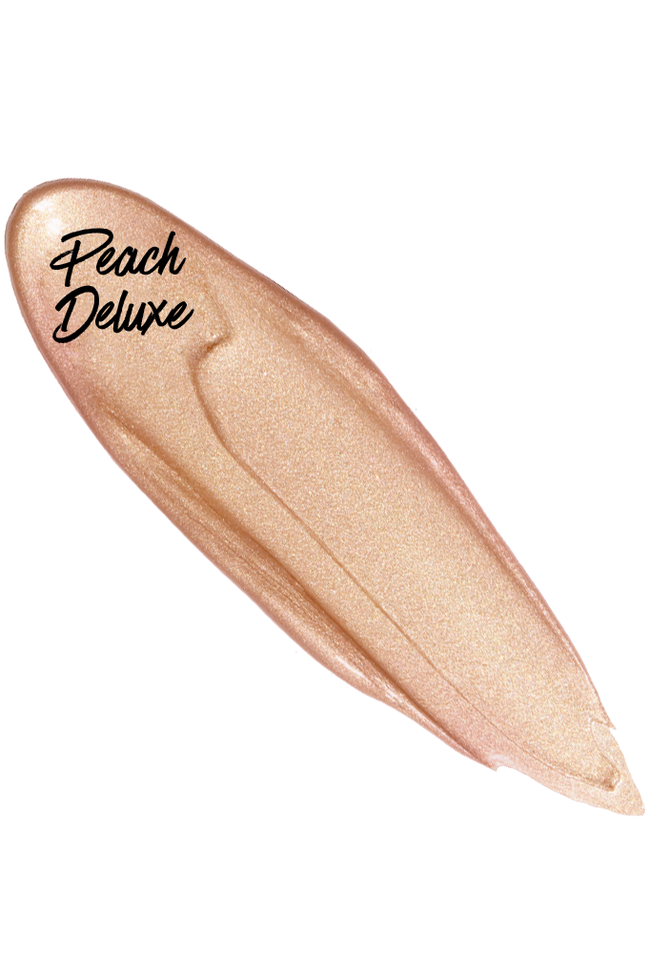 Gleam Body Radiance - Peach Deluxe