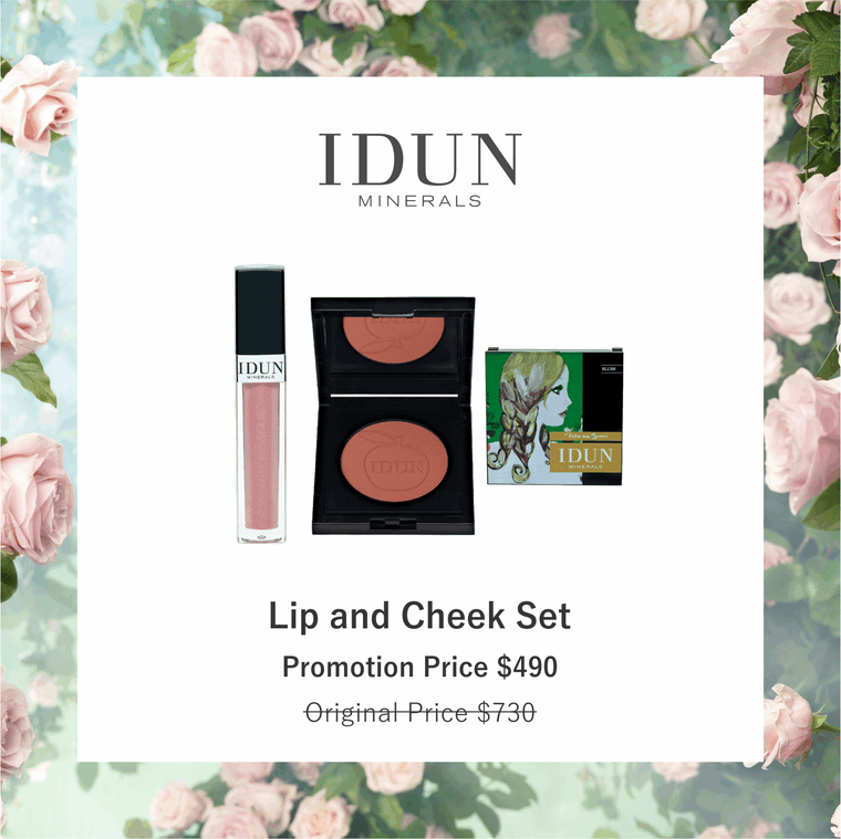 Lip and Cheek Set