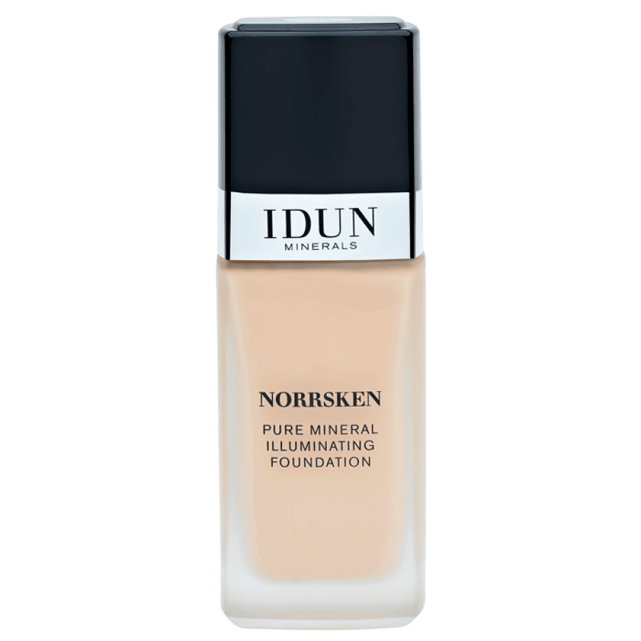 PURE MINERAL LIQUID FOUNDATION – DISA (Neutral Light/Medium)